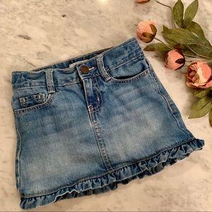 OshKosh Girls Denim Skirt